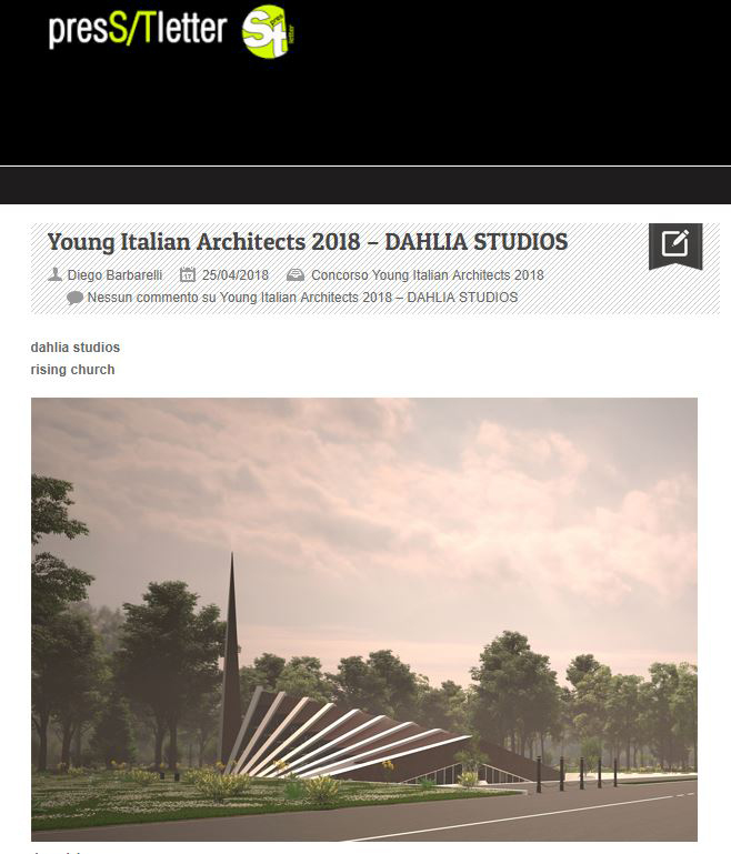 PresS/T Letter Young Architects