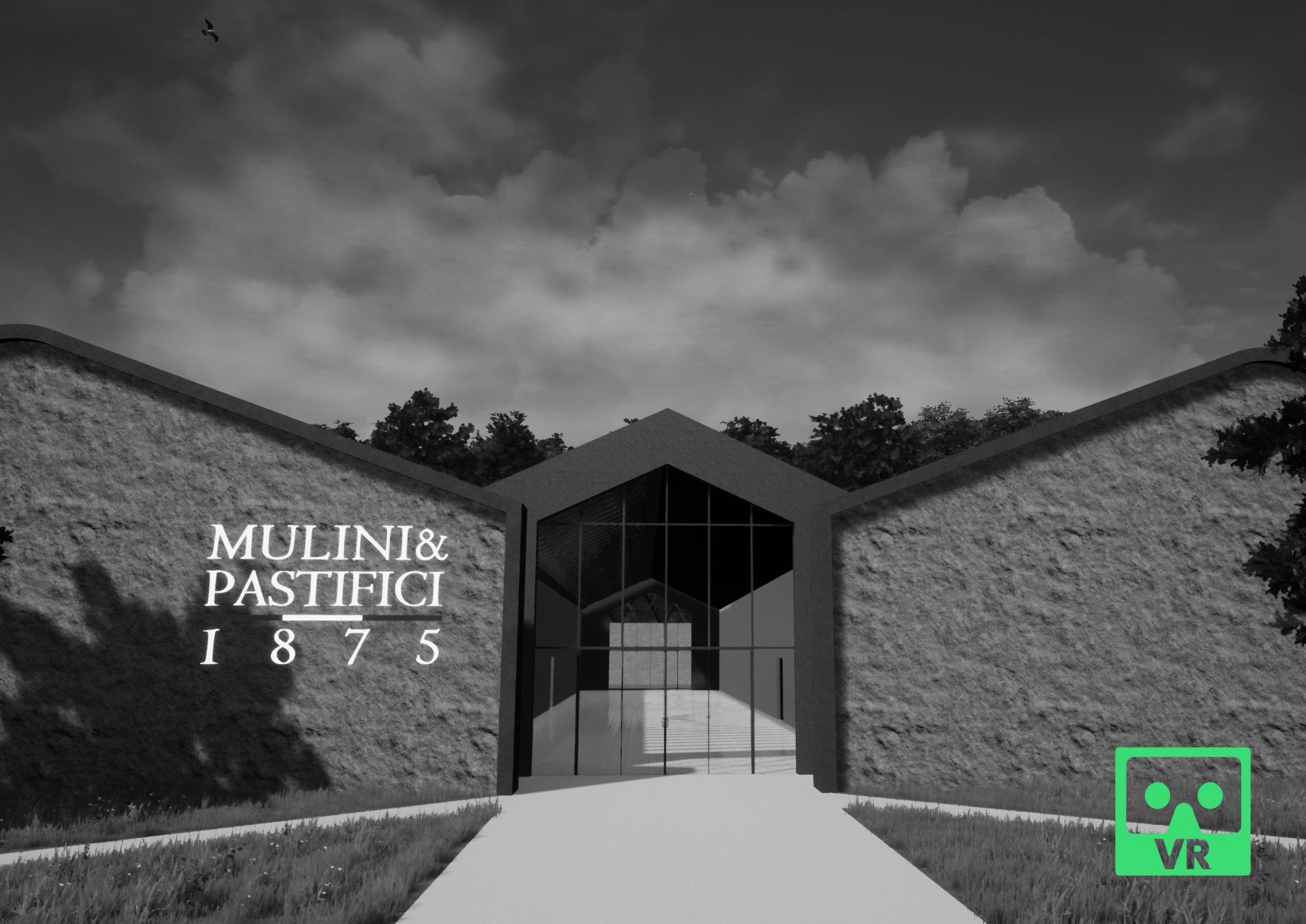 Mulini e Pastifici 1875 © VR